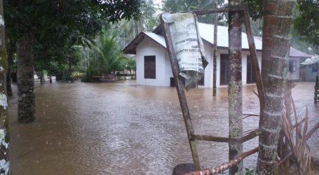 Sebanyak 20 Desa Terendam Banjir di Kabupaten Aceh Jaya