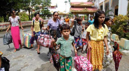 Amnesty International: Militer Myanmar Bom Desa, Bunuh Warga