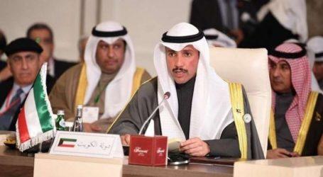 Parlemen Kuwait Serukan Pembentukan Opini Publik Menentang Aneksasi