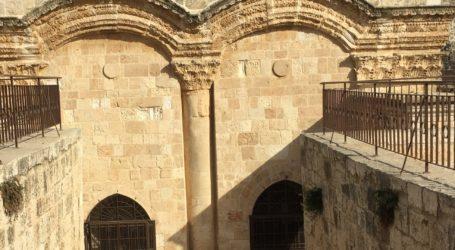 Organisasi Islam di Yerusalem Tolak Keputusan Pengadilan Israel Menutup Bab Al-Rahma