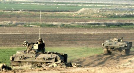 Israel Kembali Lakukan Serangan Terbatas ke Jalur Gaza