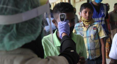 Tim Medis ACT: Sejumlah Anak Pengungsi Rohingya Alami Kelelahan