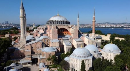 Turki: Hagia Sophia Urusan Internal Hak Kedaulatan