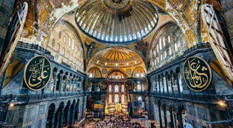15 Hari Lagi Hakim Akan Putuskan Hagia Sophia Jadi Masjid atau Tidak