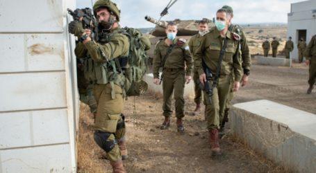 Israel Kerahkan Pasukan Infanteri ke Perbatasan Lebanon