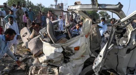 Kereta Tabrak Bus di Pakistan, 19 Peziarah Sikh Tewas