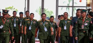 Inggris Berlakukan Sanksi untuk Panglima Militer Myanmar