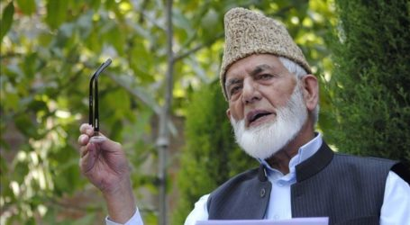 Pemimpin Kashmir Serukan Penutupan pada 5 Agustus