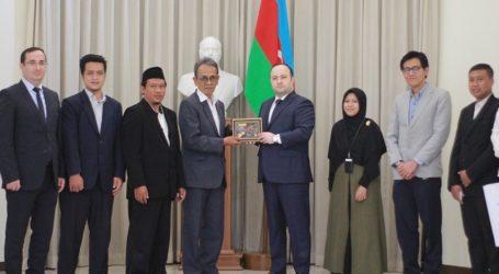 Azerbaijan Harapkan Kerjasama Media Kedua Negara