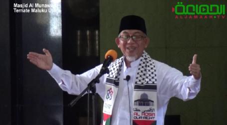 Imaam Yakhsyallah: Idul Adha Haruslah Lebih Meriah dari Idul Fitri
