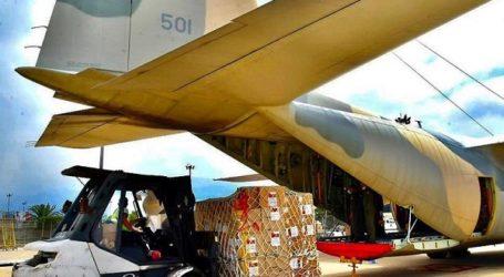 Oman Terus Kirim Bantuan ke Lebanon