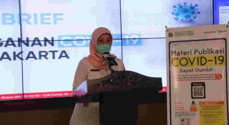 Update Corona Jakarta 13 Agustus: Ada Penambahan 621 Kasus Baru