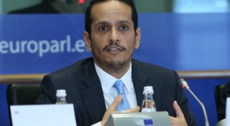 Menlu Qatar Bertemu dengan Presiden Lebanon