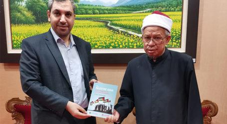 Quds Foundation Kunjungi Menteri Agama Malaysia