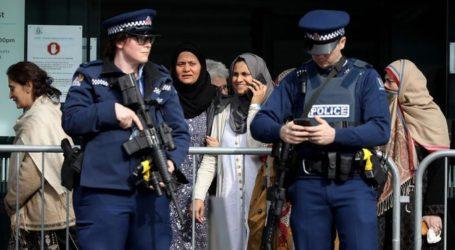 Penembak di Masjid Selandia Baru Tidak Akan Berbicara di Pengadilan