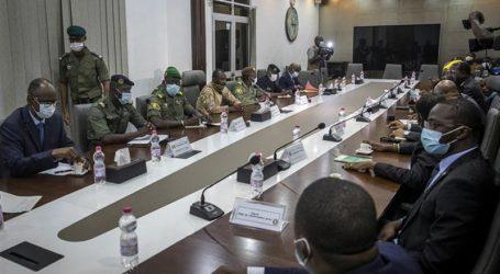 Pertemuan Pemimpin Kudeta Mali dengan Mediator Afrika Barat Berlangsung Singkat