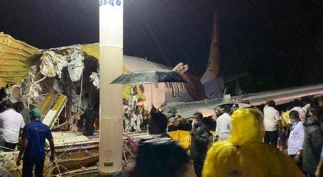 Pesawat Air India Tergelincir, 16 Tewas, 123 Luka