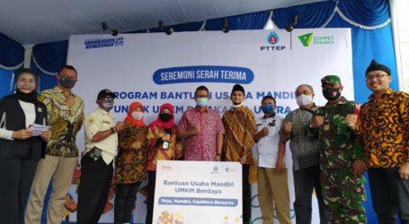 Bantuan Usaha Mandiri untuk 60 UMKM di Jakarta Utara