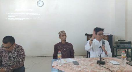 Rifa Arifin: Pemuda Muslim Harus Melek Dunia Islam Internasional