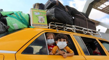 Utusan Uni Eropa Kunjungi Gaza Tinjau Penanganan COVID-19