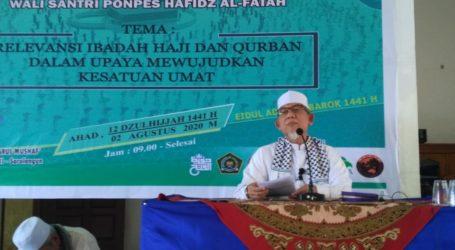 Imaam Yakhsyallah: Islam Sangat  Menekankan Kesatuan Umat