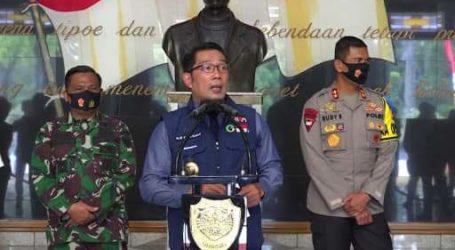 Ridwan Kamil, Pangdam III, Kapolda Jabar Siap Jadi Relawan Uji Coba Vaksin Covid-19