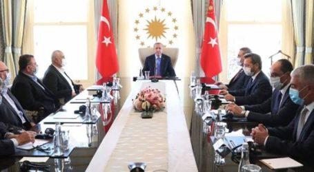 Pimpinan Hamas Temui Erdogan