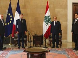Presiden Perancis Akan Kembali Kunjungi Beirut Desak Reformasi dan Rekonstruksi