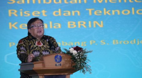 LIPI Sarwono Prawirohardjo Memorial Lecture XX: Peran Riset COVID-19