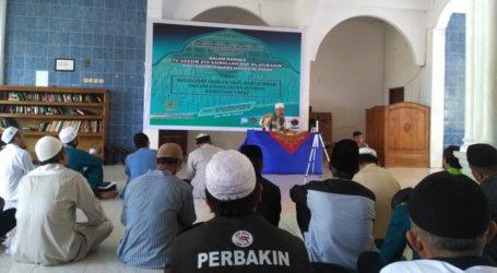 Jama'ah Muslimin (Hizbullah) Jambi Adakan Tabligh Akbar