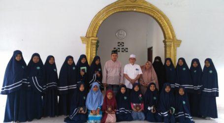 Imaam Yakhsyallah Beri Motivasi kepada Penghafal Al-Quran di Ponpes Al-Fatah Talang Duku Jambi
