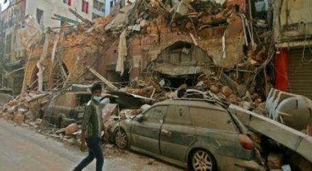Dua Pengungsi Palestina Meninggal Akibat Ledakan di Beirut