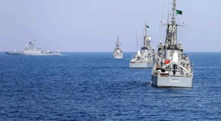 Koalisi Arab Hancurkan Kapal Houthi di Laut Merah