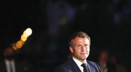 Macron Desak Penyelidikan Internasional terhadap Ledakan Beirut