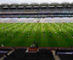 Pertama Kalinya Muslim Irlandia Gelar Shalat Idul Adha di Stadion Sepak Bola Nasional