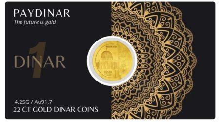 Aplikasi Digital Paydinar Galakkan Penggunaan Dinar Emas