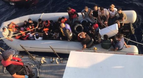 Turki Selamatkan 40 Pencari Suaka di Pantai Aegean