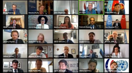 Indonesia Pimpin DK PBB, Bahas Perlindungan Obyek Vital dari Serangan Siber