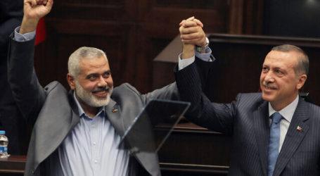 Diplomat Israel: Turki Berikan Kewarganegaraan Anggota Hamas