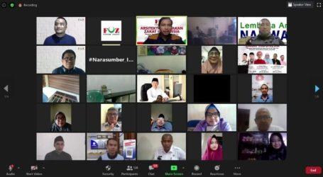 Forum Zakat Adakan Webinar Arsitektur Gerakan Zakat Indonesia
