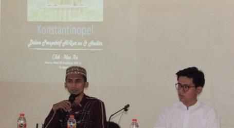 Amir Syubban Jama'ah Muslimin Jakarta Utara Ajak Kenali Konstantinopel