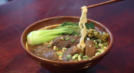 Mie Daging Sapi Taiwan Kaya Rasa Nan Halal