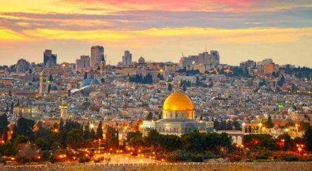 Syaikh Sabri: Ada Upaya Jadikan Yerusalem sebagai Kota Yahudi