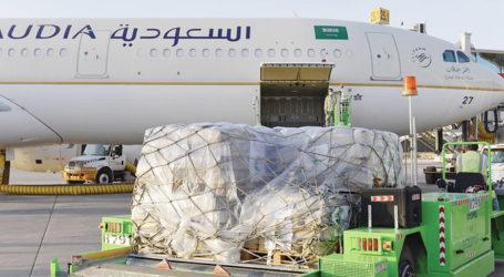 Pesawat Bantuan Saudi Ketiga Tiba di Beirut