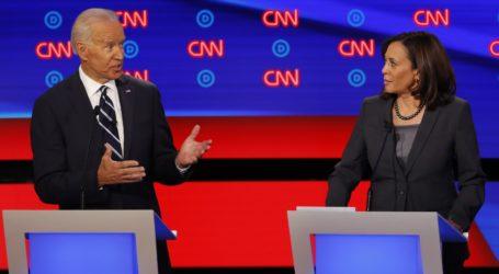 Joe Biden Pilih Kamala Harris sebagai Cawapres