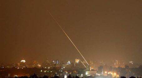 Sebuah Roket dari Jalur Gaza Hantam Permukiman Ashkelon