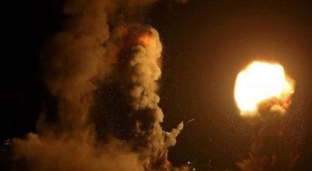 Artileri Israel Serang Menara Pengawas di Selatan Jalur Gaza