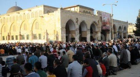 Kosongkan Al-Aqsa, Israel Terus Deportasi Karyawan Departemen Wakaf