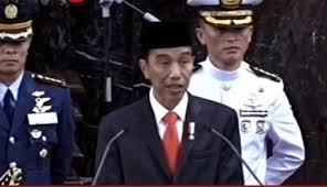 Jokowi Sampaikan Rencana Anggaran Pemulihan Ekonomi 2021 Capai Rp.356,5 Triliun