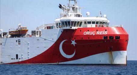 Menlu Turki dan Menlu Yunani Bertemu
